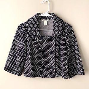 White House Black Market Blazer Jacket Size 4 NWOT